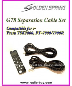 G-78 Separation Cable Kit for Yaesu FT-7800/FT-7900, YSK-7800