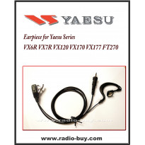 Earphone for Yaesu, VX6R VX7R VX120 VX170 VX177 FT270