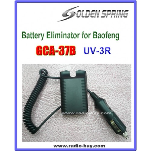 GCA-37B  Baofeng Battery Eliminator for Yaesu UV-3R
