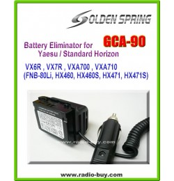GCA-90 Battery Eliminator for Yaesu VX-6R & VX-7R & VXA700/710 HX460 471