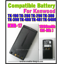Kenwood - Compatible Battery for KNB17 (TK-280/290/380/385/390/480)