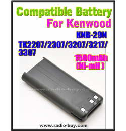 Kenwood - Compatible Battery for KNB-29N (TK2207/2307/3207/3217/3307)