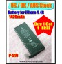 (US / UK / AUS Stock ) Battery for iPhone 4 4G (1420mAh) P-510 *buy 1 get 1 free*