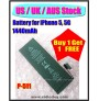 (US / UK / AUS Stock ) Battery for iPhone 5 5G (1440mAh) P-511 *Buy 1 get 1 Free*