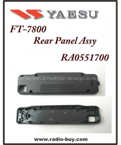 YAESU, Part FT-7800R Rear Panel Assy , RA0551700(32)**