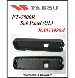 YAESU, Part FT-7800R Sub Panel (UL) , RA053980A(16)***