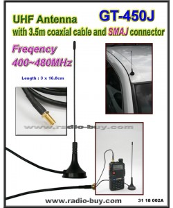 UHF Band Mobile Antenna GT-450J