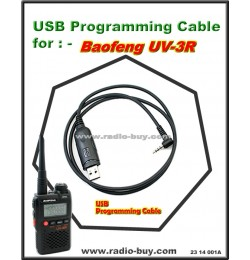 Programming Cable *USB Type for Baofeng UV-3R