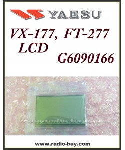 Yaesu, VX-177, FT-277 LCD Original Part G6090166(3), Vertex Standard