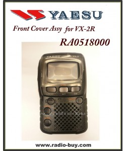 YAESU, VX-2R Front Cover Assy (Original) RA0518000(14)Vertex standar,horizon part