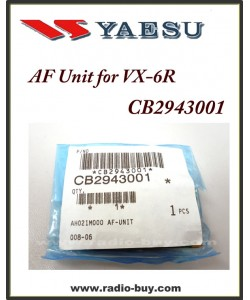 Yaesu, VX-6R AF-Unit, Part No : CB2943001(10), Vertex Standard (original)