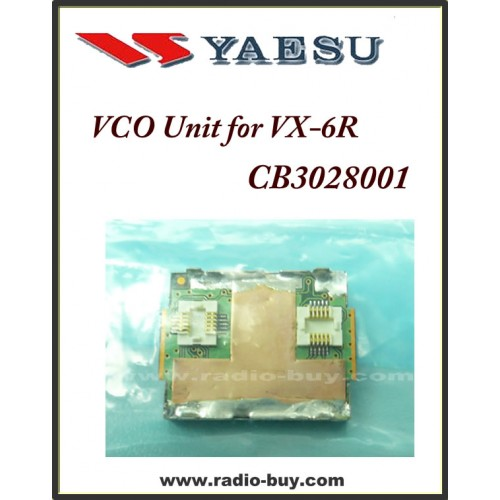 Yaesu, VX-6R VCO-unit, Part No : CB3028001(10), Vertex Standard (original)