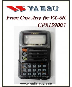 Yaesu, VX-6R Front Case Assy, Part No : CP8159003(13B), Vertex Standard (original)