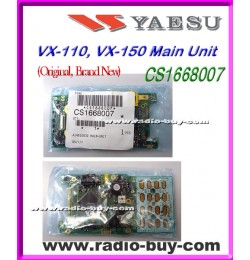 YAESU, Part VX-110,VX-150 Main Unit CS1668007(21)