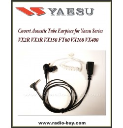 Earphone (Covert Acoustic Tube) for Yaesu, VX1R VX2R VX5R FT60R VX150 VX160