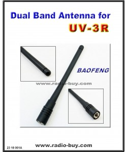 Antenna for BaoFeng UV-3R 136-174MHz/400-470MHz