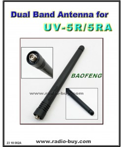 Antenna for BaoFeng UV-5R/UV-5RA 136-174MHz/400-470MHz