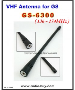 Antenna for Golden Spring GS-6300 136-174MHz