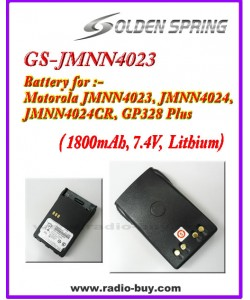 Motorola - Compatible Battery for JMNN4023 (1800mAh) Lithium