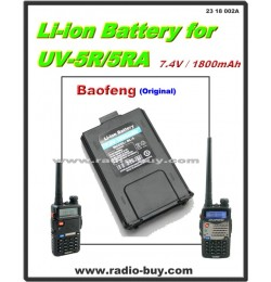 Battery for Baofeng UV-5R and UV-5RA (Original)