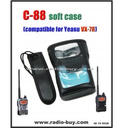 C-88 Soft Case Compatible for Yaesu VX-7R, CSC-88