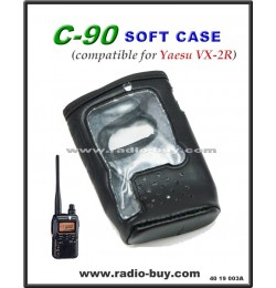 C-90 Soft Case Compatible for Yaesu VX-2R,CSC-90