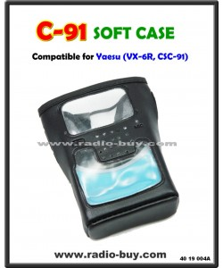 C-91 Soft Case Compatible for Yaesu VX-6R, CSC-91