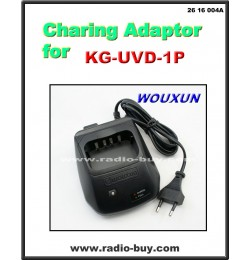 Charging Adaptor For Wouxun Dual Band Radio of KG-UVD1P