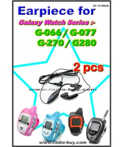 Galaxy Earphone for GS Watch Series (G-066/077) x 2 pcs*