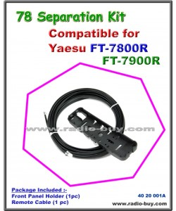 G-78 Seperation Kit (compatible for Yaesu YSK7800)